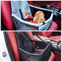 Universal Bag Car Travel Accessories Waterproof Dog Bag Basket Pet Product Black