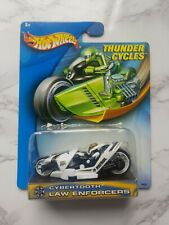 🔥Hot Wheels🔥Thunder Cycles, Cibertooth Law Forces...!!!