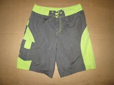 Mens COLUMBIA swim shorts bathing suit swim trunks sz 34 boardshorts