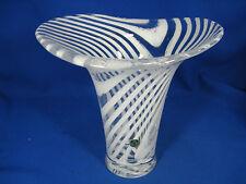 Beautiful Peill & Putzler glass vase / Schöne Peill & Putzler Glas vase 20 cm