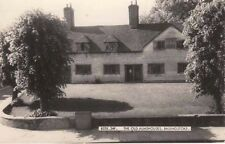 Antique POSTCARD The Old Almshouses BASINGSTOKE, UK Unused