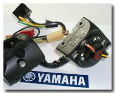 YAMAHA PARTS XC125 XC 125 RIVA SCOOTER LEFT HANDLEBAR SWITCH ASSEMBLY NOS