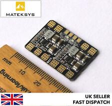 Matek 80 Amp Micro Power Distribution Board 5V 12V Dual BEC PDB Quadcopter RC