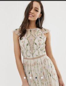 asos floral dress 14 Bridesmaid