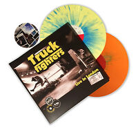 "Truckfighters ""Live in London"" 2x Splatter LP's + Cd in a deluxe package"