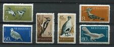 33431) BULGARIA 1959 MNH** Birds 6v Scott #1050/55