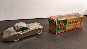 Vintage Prameta Kolner Automodelle Series 3 Jaguar XK 120 Windup Germany W/Box