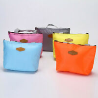 Waterproof Insulated Thermal Cooler Bags Lunch Sandwich Drink Cooler Storage Zip