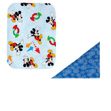Disney Mickey Mouse Adventure Day 2-Piece Toddler Sheet Set - See Details