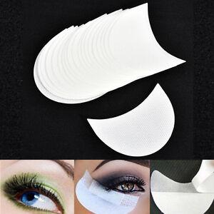 20PCS Eyelash Eye Shadow Shields Under Eye Patches Makeup Stickers Pad Supplies