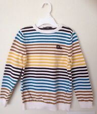 Lc Waikiki Boys Striped Multicolor Sweater 5-6Y