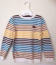 LC Waikiki Boys Striped Multicolor Sweater 5-6Y