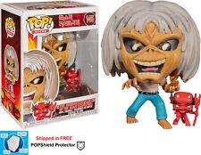 Funko Pop Rocks Iron Maiden The Number of the Beast Eddie #145