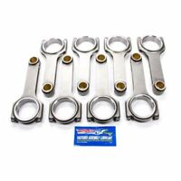 Scat Crankshafts 2-440-6760-2374-990 6.760 Forged 4340 H-Beam Connecting Rod for Big Block Mopar Set of 8
