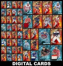 Topps SKATE FIRE AND ICE 2021 [50 CARD FULL UNCOMMON SETS]
