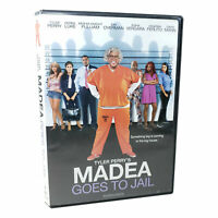 Madea Goes to Jail Widescreen DVD R1 2009 Acceptable Cond. TESTED Tyler Perry