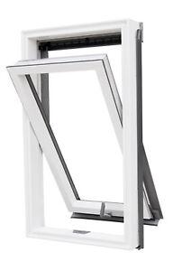 Balio Kunststoff Dachfenster 55x72 78x112 78x134 114x112 (VKR Velux Rooflite)118