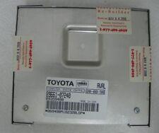 1999 Toyota Avalon XLS ECU #89661-07240  March 26, 2009