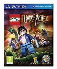 PS VITA Lego Harry Potter Die AÑOS 5-7 5-7 Juego Para Playstation Vita PSV NUEVO