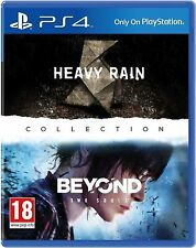 Heavy Rain & Beyond Two Souls Collection (PlayStation 4, PS4) Brand New