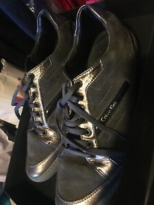 scarpe uomo calvin klein usato