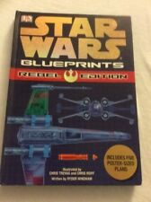 Star Wars Blueprints Rebel Edition Includes Five Poster Size Plans