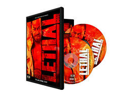 "Official ROH Ring of Honor Jay Lethal ""Lethal Dose: Jay Lethal Story"" 2 Disc DVD"