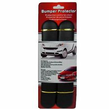 CAR BUMPER PROTECTOR  PACK BLACK