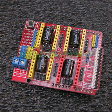 Assembeled CNC Shield Expansion Board V3 with Jumper Caps Arduino Printer W39