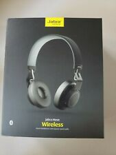 New listing Jabra Move Wireless Stereo Headphones - Coal (Black)