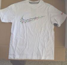 New Boy's Nike  white T-shirt  Size Small
