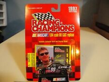RACING CHAMPIONS JEFF BURTON COLLECTOR RACE CAR