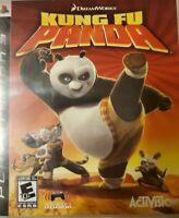 Kung Fu Panda Playstation PS3 Video Game