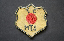 "WWII US THEATER-MADE PATCH -""RED BALL EXPRESS"" -100%ORIGINAL"