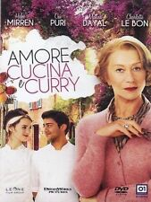 Dvd AMORE, CUCINA E CURRY - (2014) ** Commedia ** ...NUOVO
