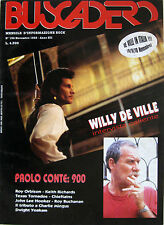 BUSCADERO 130 1992 Willy DeVille Paolo Conte Neil Young Roy Buchanan Ramones