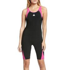 Aqua Sphere Womens Swimmimg Swim One Piece Triathlon Suit Costume - 6UK