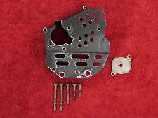 FRONT SPROCKET COVER 86-87 GSXR750 GSXR 750 <> SACS engine slave cylinder mount