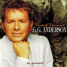 G. G. Anderson: Feuer & Flamme [2001] | CD