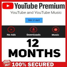 YT Premium 12 Months | Brand New ACCOUNT | FAST & EASY