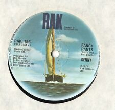 """Kenny - Fancy Pants / I'm A Winner 7"""" Single 1975"""