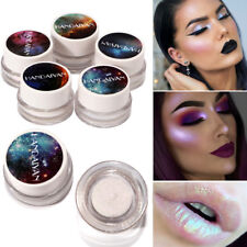 Rainbow Highlighter Shimmer Eyeshadow Bronzer Palette Contour Powder Blusher