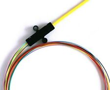 """Fiber Optic Fan-out Kit Cable, 900um Tubing, 6 Fiber with 36"""" Leads – 3793"""