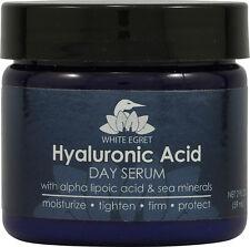 Hyaluronic Acid Day Serum, White Egret, 2 oz