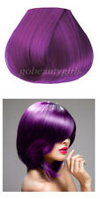 SHINING SEMI-PERMANENT HAIR COLOR RINSE DYE DYED COLORS RED PURPLE GREEN ETC