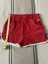 Little Bird Shorts Mothercare Age 8/9 Red