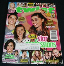 Twist Magazine August 2015 One Direction R5 Cameron Shawn Descendants Olivia