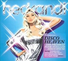 VARIOUS ARTISTS - HED KANDI: DISCO HEAVEN [2010] NEW CD