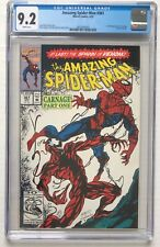 Amazing Spider-Man #361 CGC 9.2 First Appearance of Carnage - Key Book