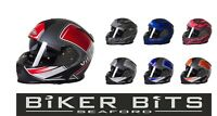 VIPER RSV11 Full Face with FREE PINLOCK Inner Sun Visor Cheap Motorbike Helmet